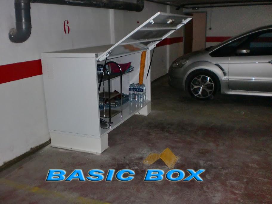 Basic box armario trastero para garaje - Armario para garaje ...