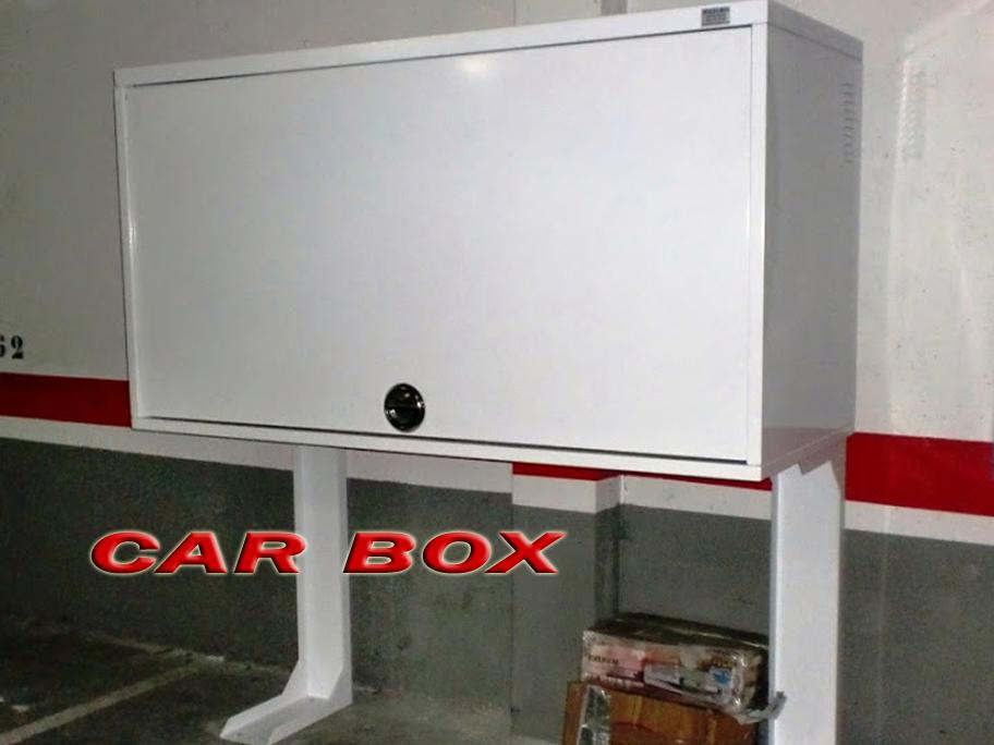 Aparador De Barba Worten ~ Car Box Armario trastero para garaje